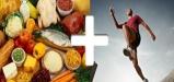 رژیم و ورزش برای چاقی