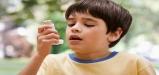 کودکان مبتلا به آسم