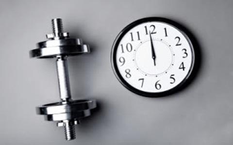 زمان ورزش و نکاتی برای ورزش کردن