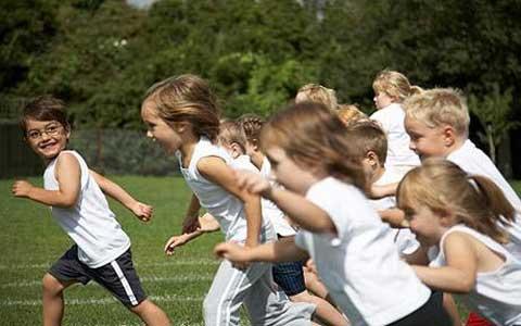 children تاثیر تربیت بدنی بر کودک