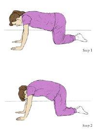 how to exercise during pregnancy 10 آموزش ورزش در حاملگی