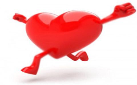 با ورزش قلب را نیرومند کنید