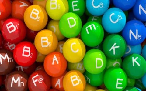 3mqjlpyl انواع ویتامین و همچنین فواید آن هم