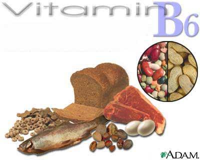 vitamin b6 elmevarzesh انواع ویتامین و همچنین فواید آن هم