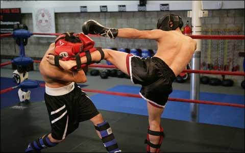 انواع آسیب های ورزش های رزمی