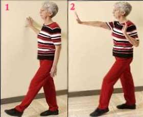 Improve balance in elderly elmevarzesh ورزش های جهت افزایش تعادل در سالمندان