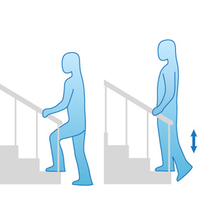 آرتروز زانو را با ورزش درمان کنید