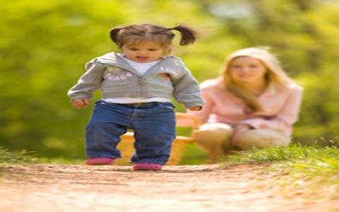رشد و تکامل مهارت راه رفتن