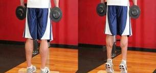 5 تمرین برای تقویت عضلات ساق پا