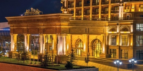 هتل های زنجیره ای ریکسوس