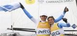 داستان مردی که با وجود سرطان، مدال طلای المپیک را به گردن آویخت