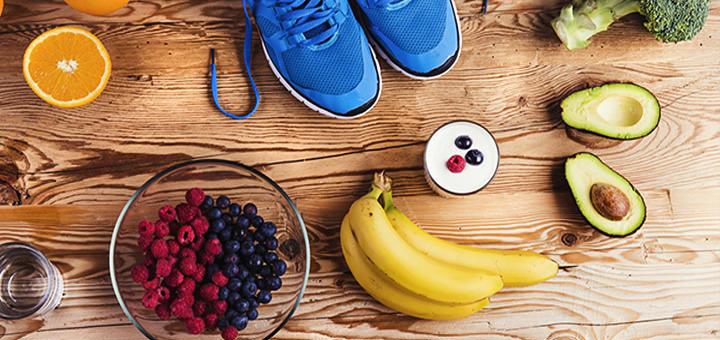 بعد از ورزش چه مواد غذایی بخوریم تا لاغر شویم؟