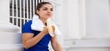 قبل از ورزش غذا بخوریم یا بعد از ورزش؟