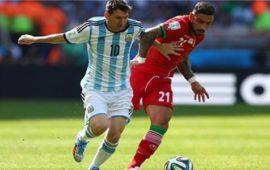 نبرد سخت آرژانتین با ایران: مدعی قهرمانی با ناداوری ایران را برد!
