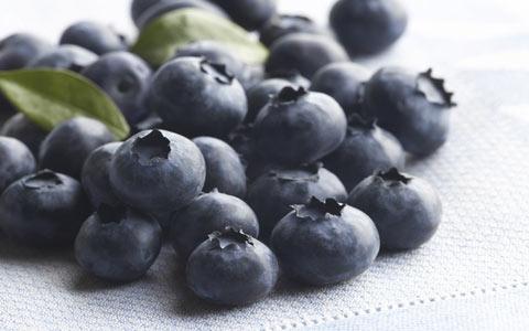 Blueberries ۱۱ ماده غذایی ضروری جهت ورزشکاران و همچنین افزایش آمادگی بدنی