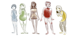 چگونه برای تیپ های بدنی بهترین رژیم غذایی را انتخاب کنیم؟