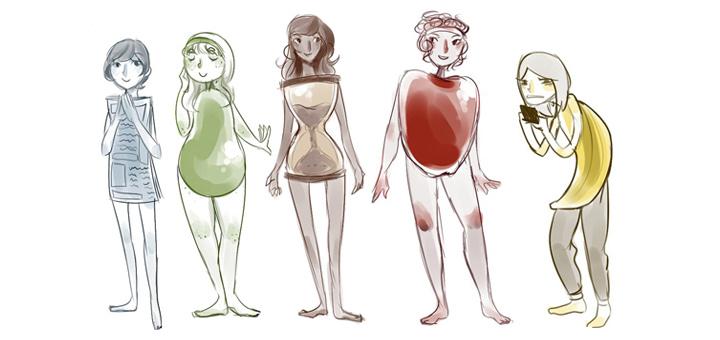 Body Type 1 چگونه جهت تیپ های بدنی بهترین رژیم غذایی را انتخاب کنیم؟