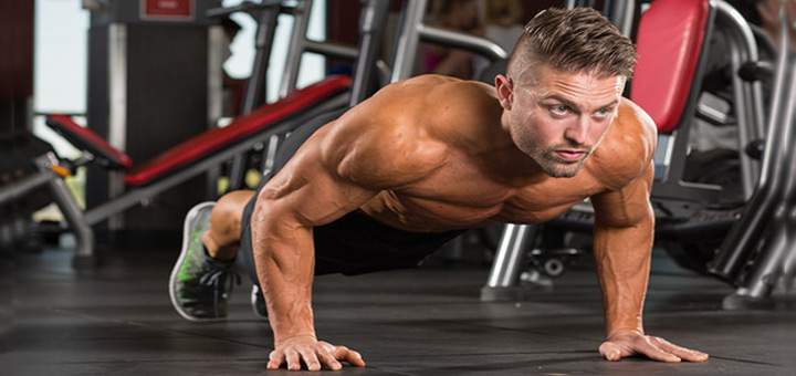 Body Weight Workout ۸ تمرین بدنسازی با وزن بدن بدون وسیله – عکسی