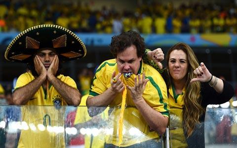 آلمان زخم کهنه برزیلی ها را تازه کرد
