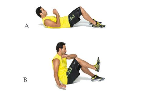 4 حرکت برای سفت کردن عضلات شکم و باسن بدون نیاز به وزنه