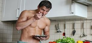 چگونه با رژیم گیاهی عضله بسازید؟