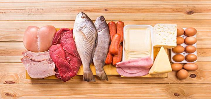 چه مواد غذایی پروتئین کامل محسوب میشوند؟