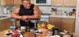 برنامه غذایی 5 روزه برای عضله سازی