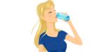 آیا خوردن آب همراه با غذا میتواند برای هضم غذا مشکلساز باشد؟