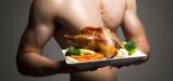 برای عضله سازی پروتئین و کربوهیدرات را چه وقت و چه مقدار مصرف کنید؟