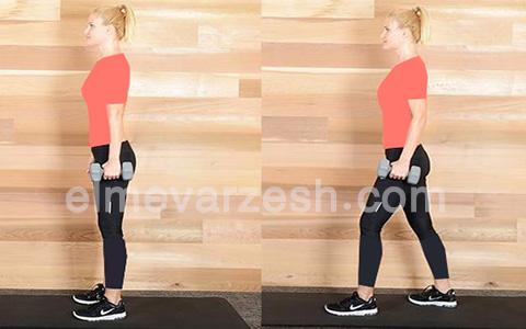 FARMER%E2%80%99S WALK ۱۲ تمرین جهت صاف کردن شکم که بهتر از حرکت کرانچ خواهند بود – عکسی