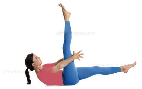 9 حرکت یوگا برای فُرم دادن به عضلات شکم