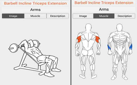 برنامه تناسب اندام و بدنسازی حرفه ای Fitness Point Pro