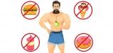 7 ماده غذایی که بدنسازان مصرف نمیکنند