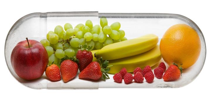 5 ماده غذایی که از مولتی ویتامین بهتر هستند