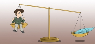 افراد لاغر چگونه چاق شوند و علت چاق نشدن افراد لاغر چیست؟