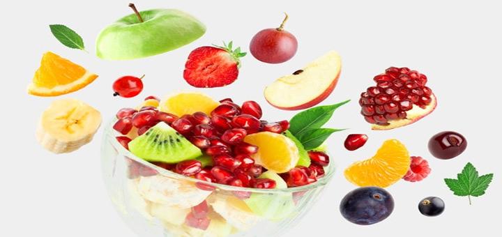 برای کاهش وزن روزانه چقدر میوه بخوریم؟برای کاهش وزن روزانه چقدر میوه بخوریم؟