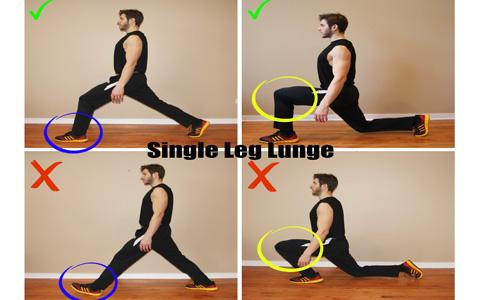 6 نکته مهم که باید در انجام حرکت لانچ به آن توجه کنید