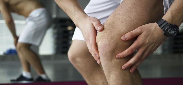 آیا وقتی که دچار درد و آسیب زانو هستید باید تمرینات پا را متوقف کنید؟ تا چه مدت؟