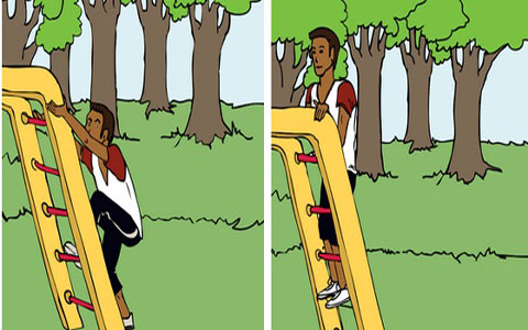 چگونه در فضای پارک 30 دقیقه ورزش کنید و بدن را به چالش بکشید؟