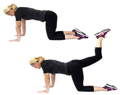 از بین بردن چربی دور کمر با 12 نکته تمرینی و تغذیهای