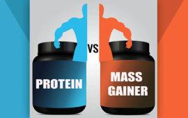 تفاوت گینر با پروتئین وی چیست؟