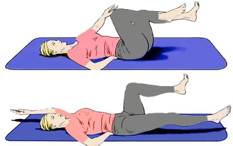 درمان کمر درد با تقویت و استحکام آن