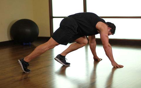 چند حرکت برای ورزش صبحگاهی