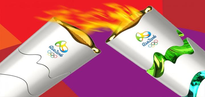 تاریخچه مشعل المپیک از یونان باستان تا ریو 2016