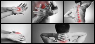 کنترل درد بدن با 10 تکنیک طبیعی