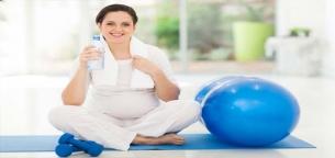 آموزش ورزش در حاملگی