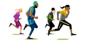 روش دویدن باید چگونه باشد تا دچار آسیب نشویم؟