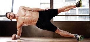 تقویت عضلات ران و باسن