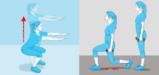لانچ یا اسکوات؟ کدامیک برای تقویت عضلات باسن مفید تر است؟