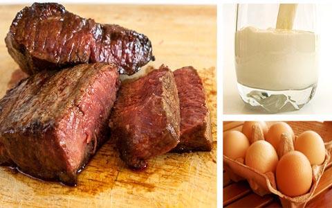 Steak ۹ ماده ی غذایی عالی جهت بدنسازی و همچنین تناسب اندام